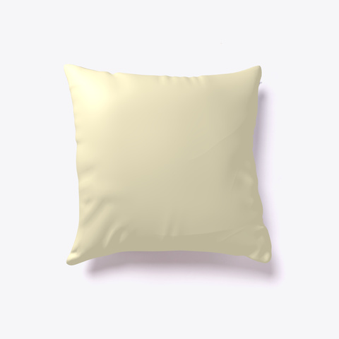 Bohemian Luxe, Home Decor Cushion Indigo Light Yellow T-Shirt Back