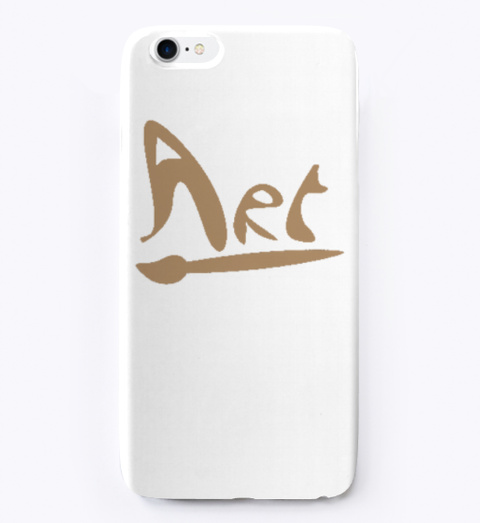 The Arts Iphone Case Standard T-Shirt Front