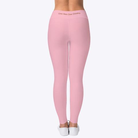 Ak Ent Wear Pink T-Shirt Back