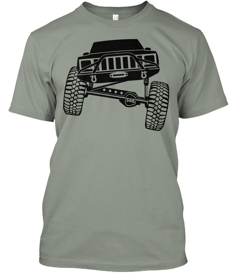 Flex Edition Xj Grey T-Shirt Front