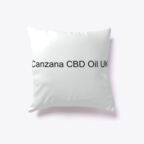Canzana Cbd Oil Uk Standard T-Shirt Front