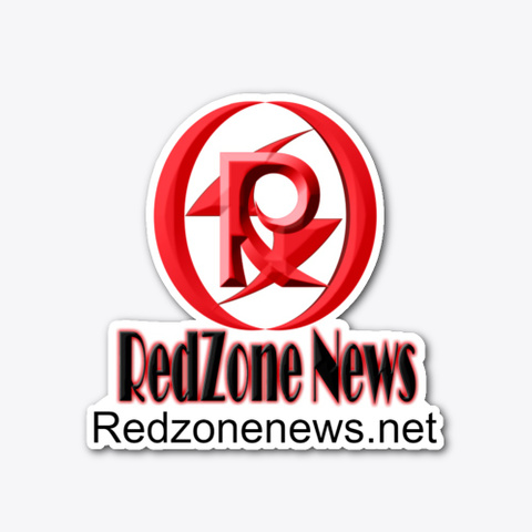 Red Zone News.Net Store Standard T-Shirt Front