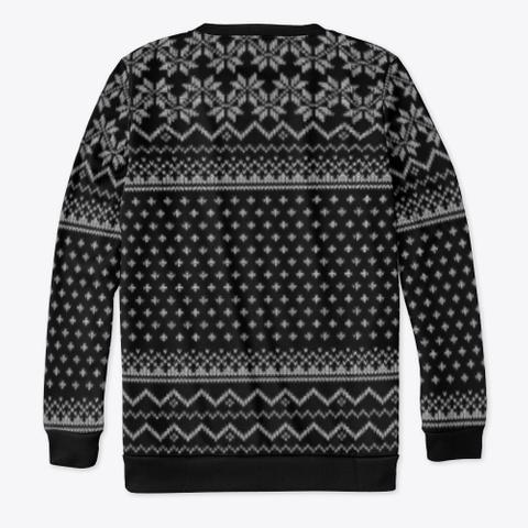 Black Men Dont Cheat Holiday Black T-Shirt Back