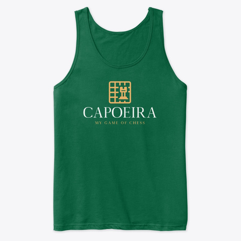 My Game Of Chess   Capoeira  Kelly T-Shirt Front
