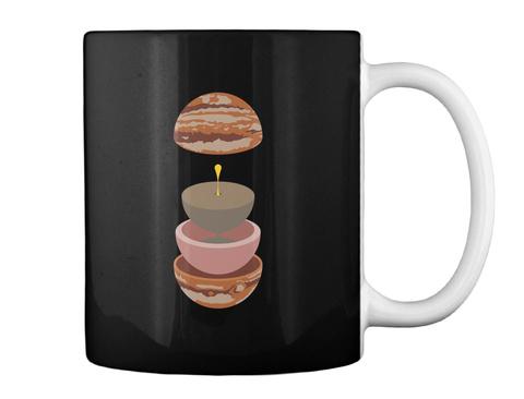 Layers Jupiter Mug V [Usa] #Sfsf Black Mug Back