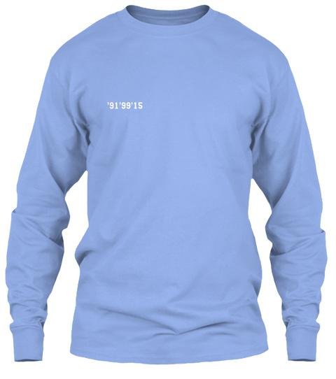 919915 Light Blue T-Shirt Front