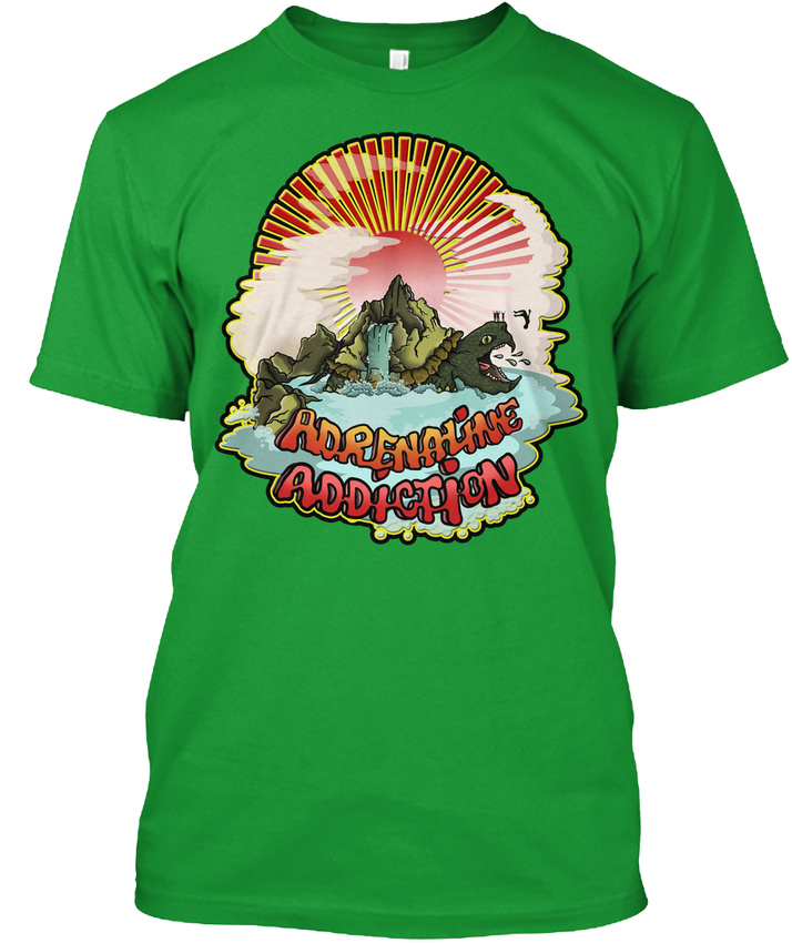 Premium ShirtEbay Tee Turtle Adrenaline Addiction T srCtdxhQ
