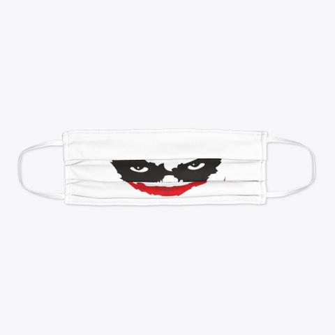 Vampire Mask Standard T-Shirt Flat