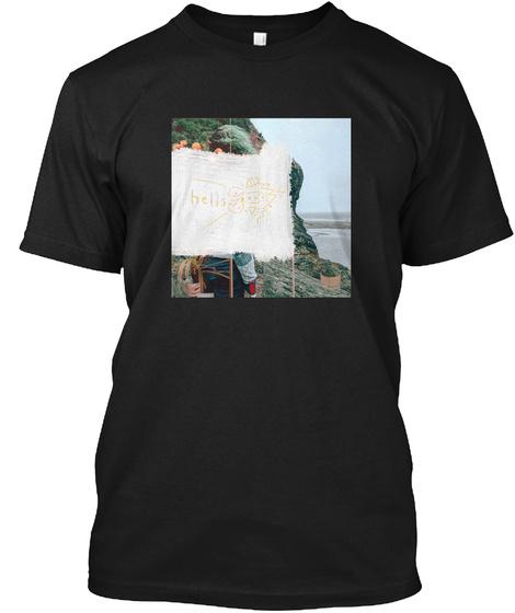 10000 Hells Black T-Shirt Front