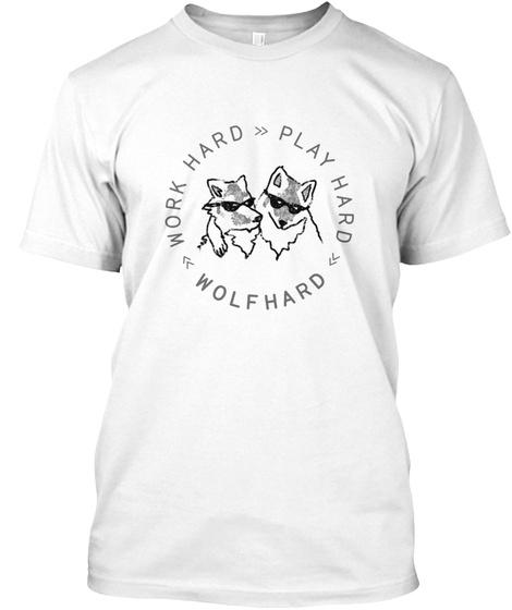 Official Finn Wolfhard Tee White T-Shirt Front