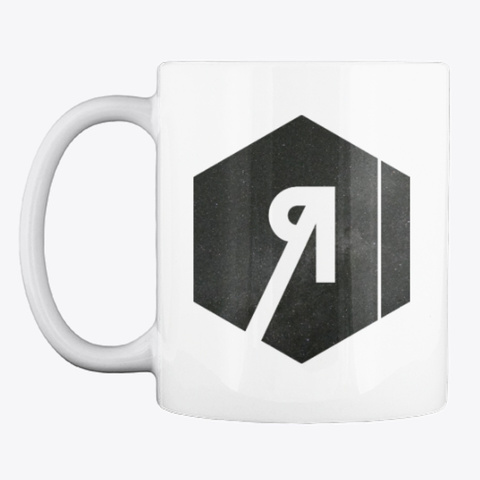The Only Place For Reformist Merch! White Mug Front