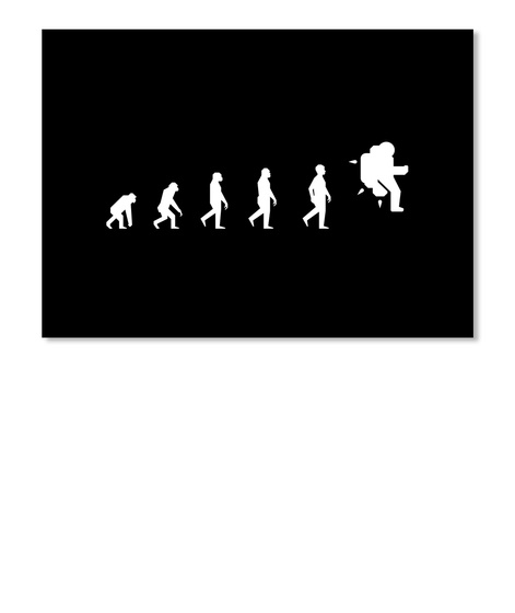 Next Step Astronaut Sticker [Usa] #Sfsf Black Sticker Front