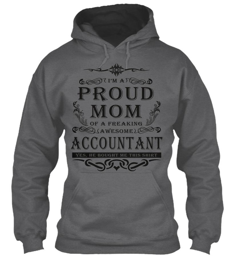 Proud Mom - Accountant Unisex Tshirt