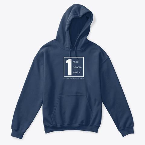 Cfbu Promo Items Navy T-Shirt Front