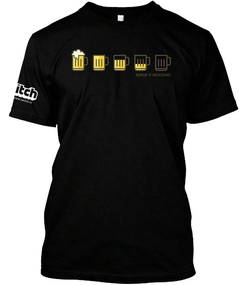 Drink All The Beer! T-Shirt Front