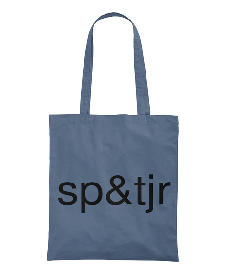 Sp&Tjr Graphite T-Shirt Back