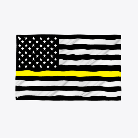 Tow Lives Matter Flag© Standard T-Shirt Front