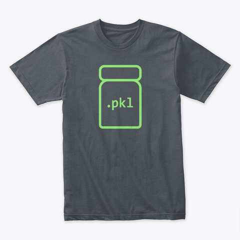 Pkl Jar Heavy Metal T-Shirt Front