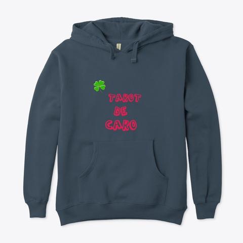 Buzo Tarot De Caro Pacific Camiseta Front