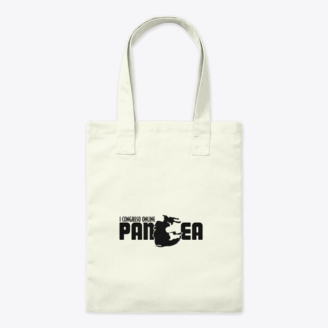 Congreso Pangea Natural T-Shirt Front