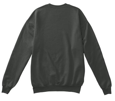 Yarr Lamar Charcoal T-Shirt Back