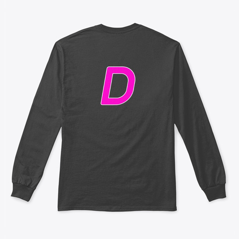 Dimitrology  Tech Is My Passion Dark Heather T-Shirt Back