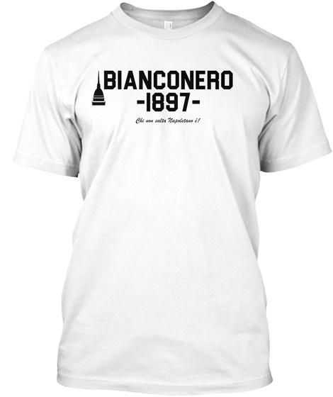 Bianconero Tee White T-Shirt Front