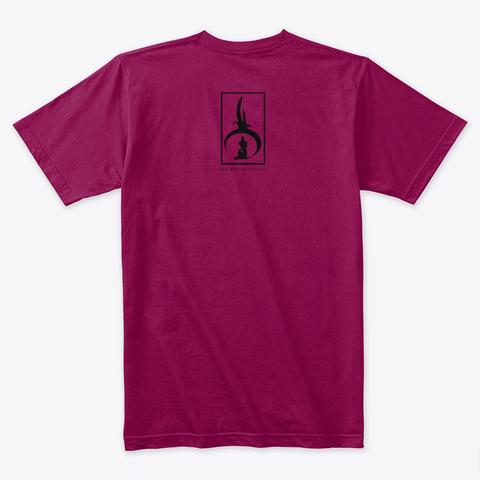 My Rock Cardinal T-Shirt Back