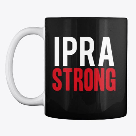 Ipr Astrong Mug Black T-Shirt Front